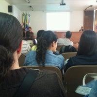 Photo taken at Centro de Ciências Sociais e Humanas (CCSH) by Daniel F. on 10/18/2012