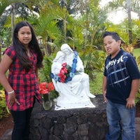 Photo taken at Our Lady Of Sorrows Catholic Church by Gail D. on 3/31/2013