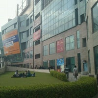 Photo taken at Ansal Plaza, Greater Noida by Aditya N. on 11/29/2012