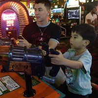 Photo taken at Dave & Buster's by Tracy C. on 6/8/2013