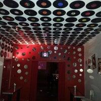 Photo taken at La Santa Bar by Juan S. on 1/20/2013