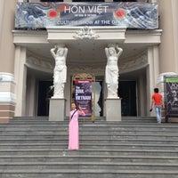Photo taken at Nhà Hát Lớn Hà Nội (Hanoi Opera House) by Sachi K. on 5/15/2013