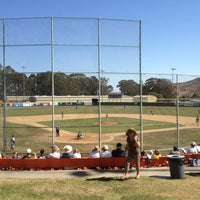 Photo taken at SLO Blues Baseball by Jack W. on 7/6/2013