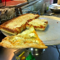 Photo taken at Rico's Pizzeria by Notabigdecision L. on 12/1/2012