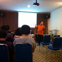 Photo taken at GBI Kingdom Of God by James P. on 8/26/2014