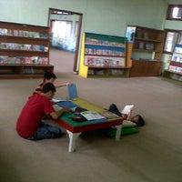 Photo taken at Badan Perpustakaan dan Arsip Provinsi Bali by James P. on 11/16/2012