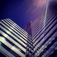 Photo taken at Edifício Corporate Evolution by Thiago S. on 9/26/2012