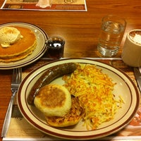 Photo taken at Denny's by Rebecca N. on 12/11/2012