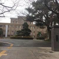 Photo taken at Seiseiko High School by Mitsugu K. on 1/12/2016