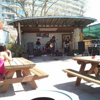 Photo taken at Tiniest Bar In Texas by Benjy P. on 3/14/2013