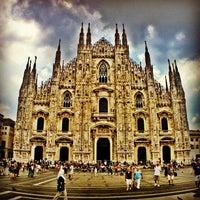 Photo taken at Milan Cathedral by Yaroslav R. on 7/19/2013