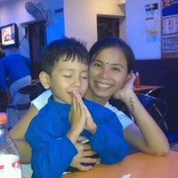 Photo taken at MarryBrown by Agapragasam M. on 12/18/2012