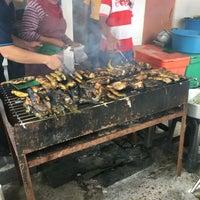 Photo taken at Kompleks Makan Tanglin by N Afiqah R. on 7/21/2016