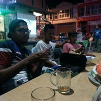 Photo taken at Murah Berkat Seafood by Marcos D. on 10/28/2015