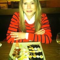 Photo taken at Edo Japanese Restaurant by Joseph D. on 1/6/2013