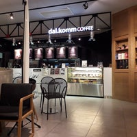 Photo taken at dal.komm COFFEE by Aina N. on 10/30/2017