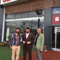 Photo taken at Bürotime Malatya by Iphone Service E. on 9/23/2016