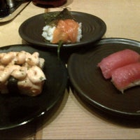 Photo taken at Sushi Tei by Erna M. on 2/14/2013