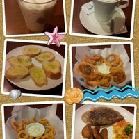 Photo taken at Daisy's Steak and Grill by Anggi G. on 1/12/2013