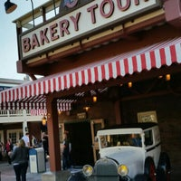 Photo taken at The Bakery Tour, hosted by Boudin® Bakery by R M. on 1/24/2016