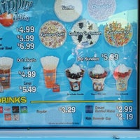 Photo taken at Dippin' Dots Sundae Shop by R M. on 2/6/2016