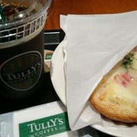 Photo taken at Tully's Coffee by nagachan on 7/29/2016