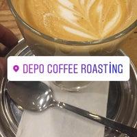 Foto tomada en Depo Coffee Roasting por Doğan T. el 1/20/2018