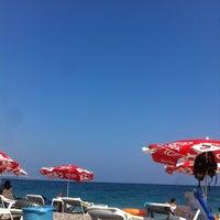 7/14/2013 tarihinde muharrem e.ziyaretçi tarafından Hotel Su Beach'de çekilen fotoğraf