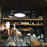 Photo taken at Zucker's Bagels & Smoked Fish by Linda L. on 12/30/2016