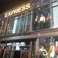 Photo taken at Express by Mitchell L. on 11/28/2015