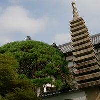 Photo taken at Muryouji by shunkit2 @. on 9/7/2013