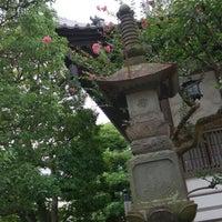 Photo taken at Muryouji by shunkit2 @. on 9/8/2013