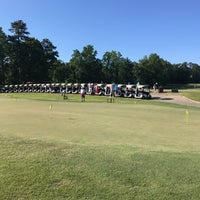 Photo taken at Brookstone Country Club by Aaron M. on 5/15/2017