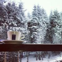 Photo taken at Хотел Екстрийм Пампорово by Polly G. on 12/31/2012