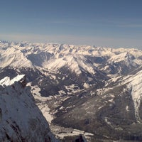 Photo taken at Zugspitze (2962m) by Samantha A. on 3/16/2013