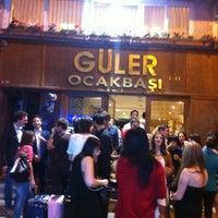 Photo taken at Güler Ocakbaşı by Rıza A. on 5/19/2013