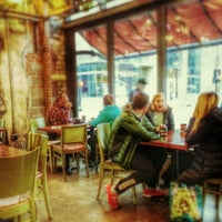 Photo taken at Colectivo Coffee by Terrence on 11/2/2013