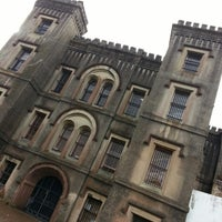 Photo taken at Old City Jail by Terrence on 2/21/2014