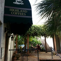 Photo taken at Highland Coffees by Terrence on 5/22/2013