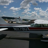 Photo taken at Tri-County Regional Airport (LNR) by Terrence on 7/16/2016