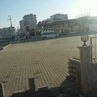 Photo taken at Tunç Fidan Petrol Ofisi by Burhan D. on 11/12/2016