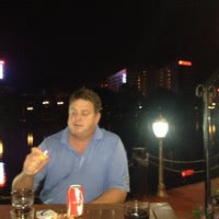 Photo taken at Wiwaso restaurant&bar by Stuart S. on 11/22/2013