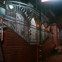 Photo taken at Masjid Besar Al Huda by masrur m. on 1/28/2014