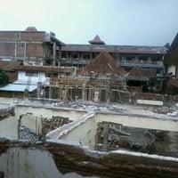 Photo taken at Pondok Pesantren API by masrur m. on 1/13/2014