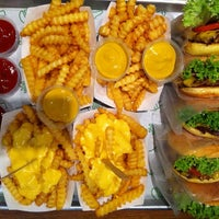 Photo taken at Shake Shack by Georges K. on 2/1/2013