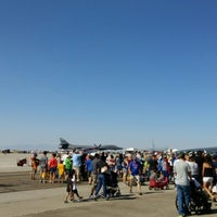 Photo taken at Mountain Home AFB by Jeff W. on 9/20/2014
