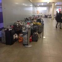 Photo taken at Terminal 1 by Ekaterina V. on 11/17/2015