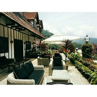 Photo taken at Cameron Highlands Resort by Aman R. on 9/14/2014