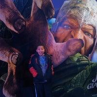 Photo taken at Regal Cinemas Henrietta 18 by Gina c. on 2/16/2013