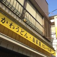 Photo taken at Shirakawa Soba by Yusuke K. on 7/7/2013